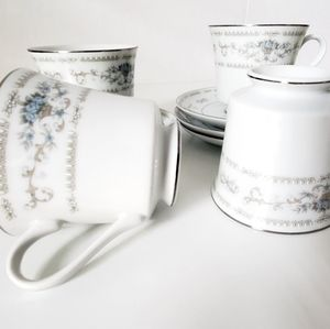 PORCELAIN DIANE by Fine China Of Japan